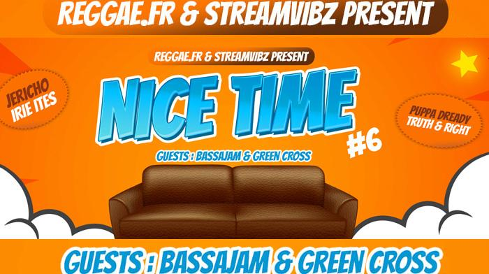 Nouvelle émission : Nice Time sur Reggae.fr