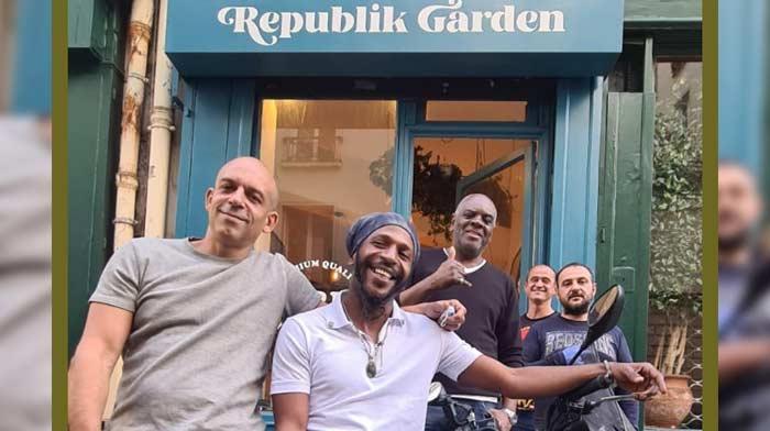 Republik Garden : Promo #CDB pour le 420