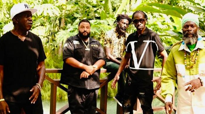 Dj Khaled ft. Buju Banton, Capleton, Bounty Killer et Barrington Levy