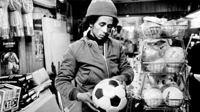 Bob Marley et le football