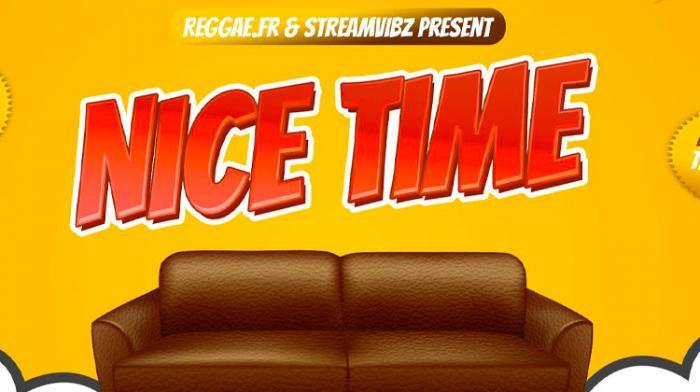 Nice Time, le show en direct à 18h