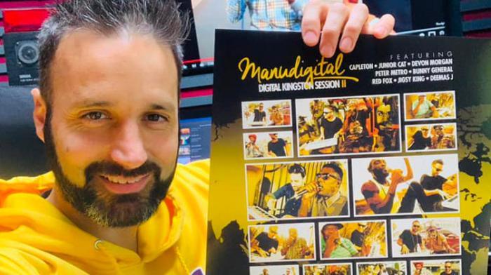 Manudigital : Digital Kingston Session II dispo et en tournée !