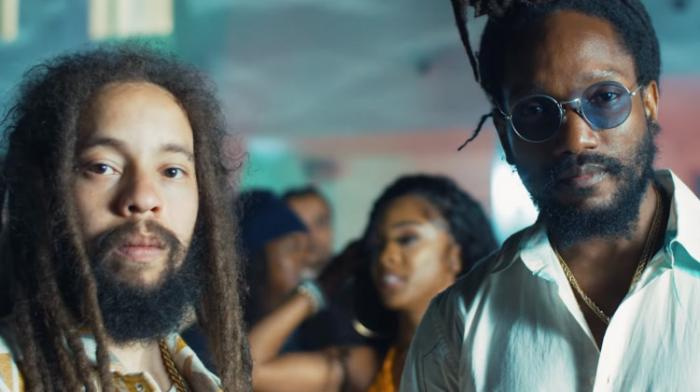 Made It : Le duo Jo Mersa Marley / Kabaka Pyramid