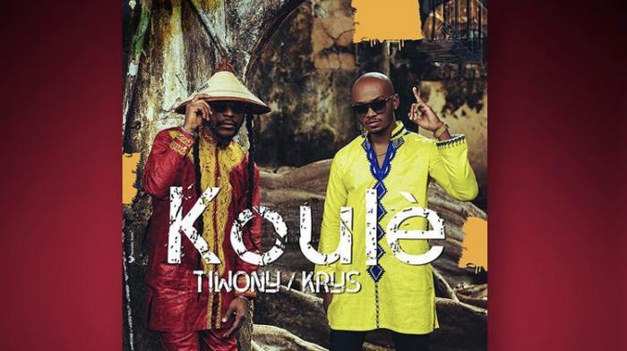Krys et Tiwony en duo sur 'Koulé'