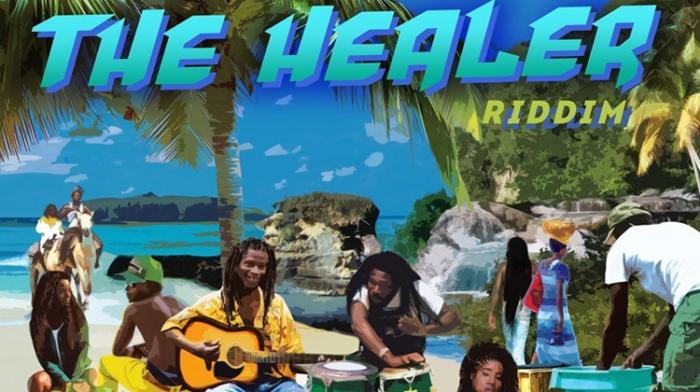 The Healer Riddim chez Maximum Sound