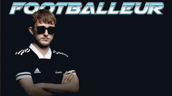 Vald s'essaye au vapor dub sur 'Footballeur'