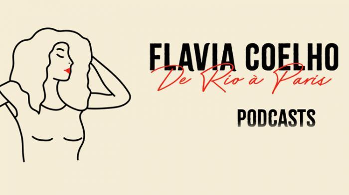 Flavia Coelho lance sa série de podcasts