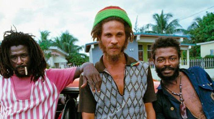 The Congos, trio vocal mythique