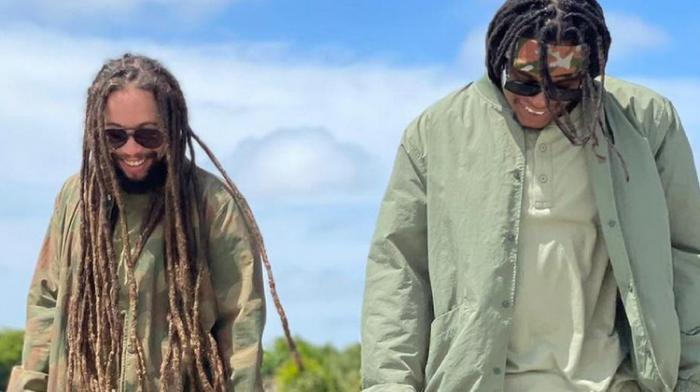 Jo Mersa Marley feat. Black Am I - No Way Out