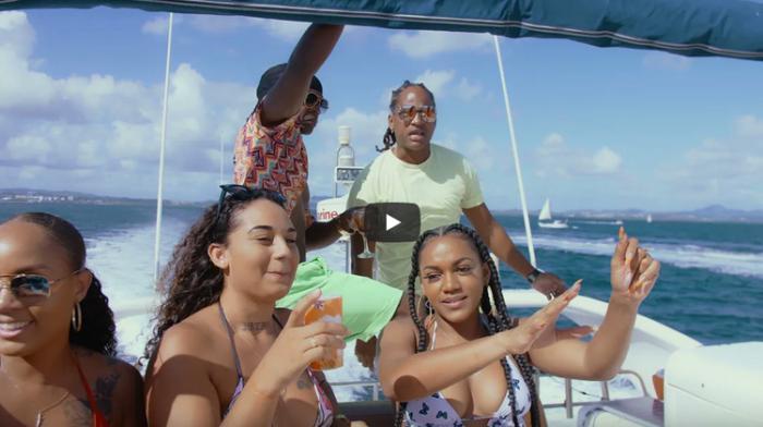 Daly X Admiral T : Ce qui se passe sur le bateau reste sur le bateau !