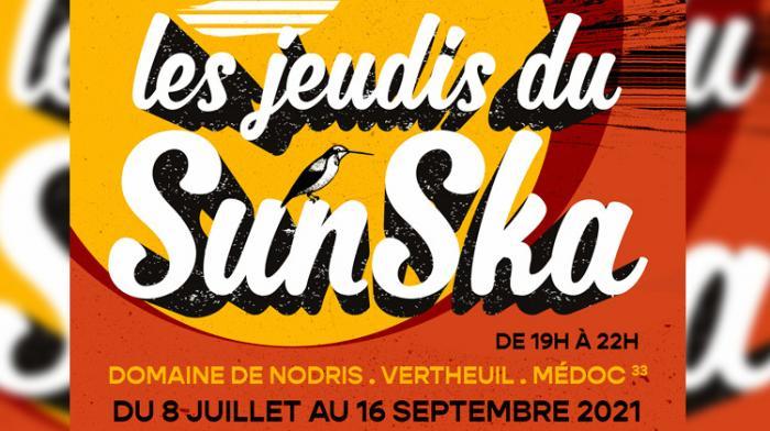 Les jeudis du Sun Ska du 8 juillet au 16 septembre