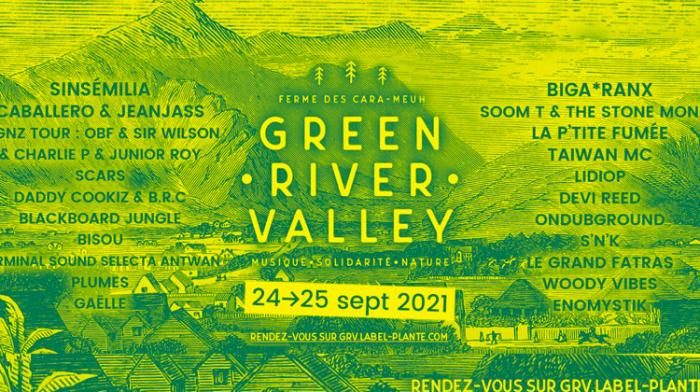Green River Valley Festival : Gagne ton pass 2 jours !