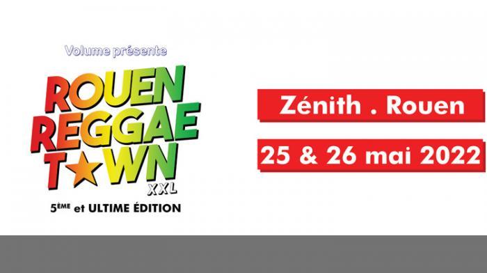 Rouen Reggae Town : tarifs promo pour l'ultime édition