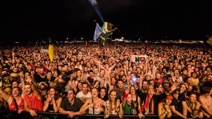 No Logo Festival : 3 jours, 2 scènes, 34 concerts