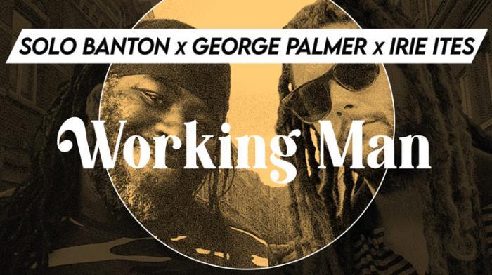 Working Man : nouvel extrait de l'album de George Palmer
