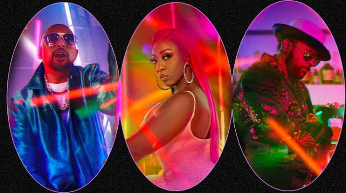 Go Down Deh de Spice, Sean Paul et Shaggy en tête des Charts