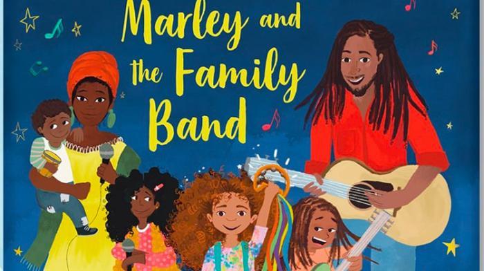 Marley and the family band : nouveau livre pour enfant