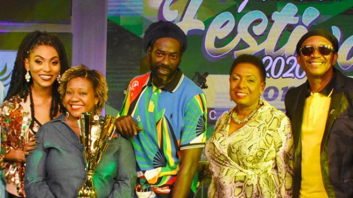 Le concours 2021 de la meilleure chanson jamaïcaine