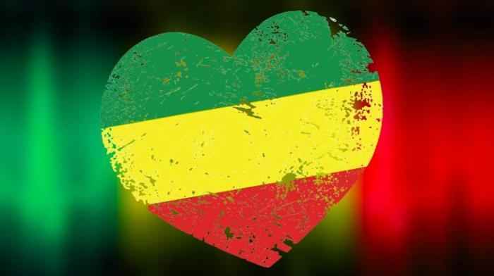 Nos plus belles chansons d'amour reggae