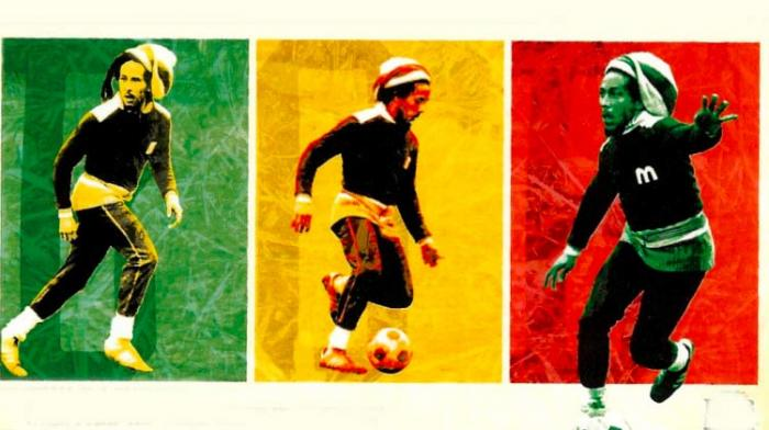 Le reggae et le football