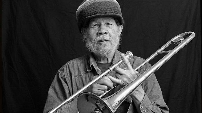 Rico Rodriguez, l'homme et le trombone