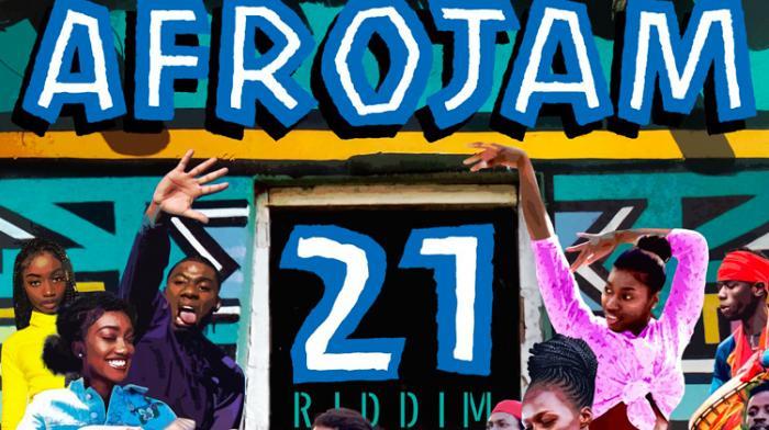 Afrojam 21 Riddim by Frenchie Maximum Sound