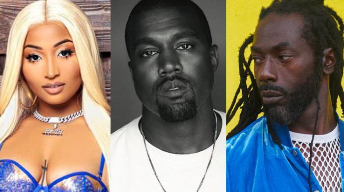 Shenseea et Buju Banton sur l'album de Kanye West