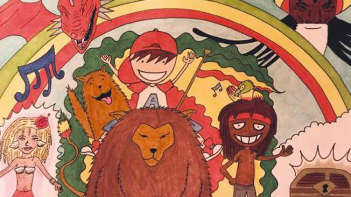 Aiden voyage à Reggaeland : album jeunesse