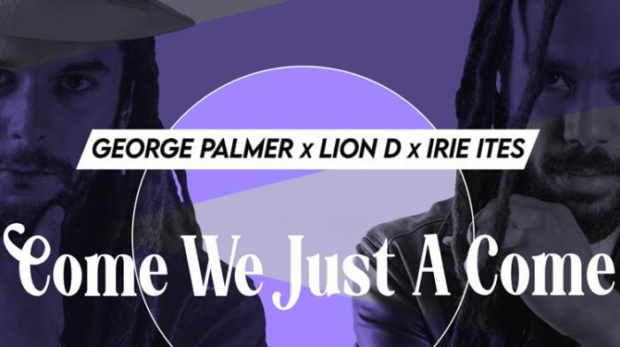 Un nouveau single réussi pour George Palmer