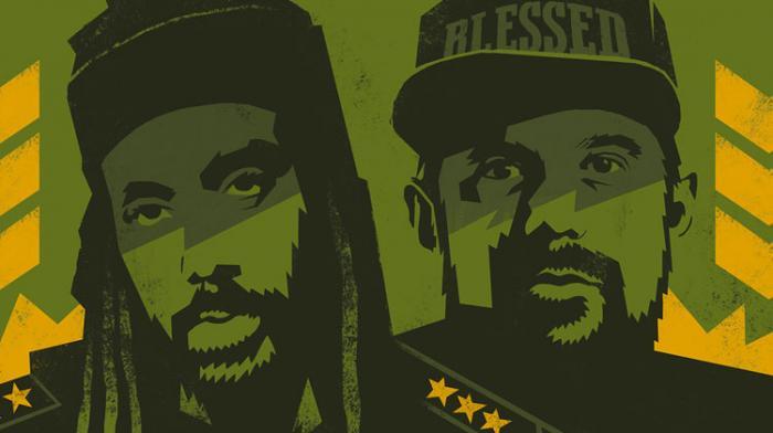 Lion D et Jah Sun s'unissent sur 'General'