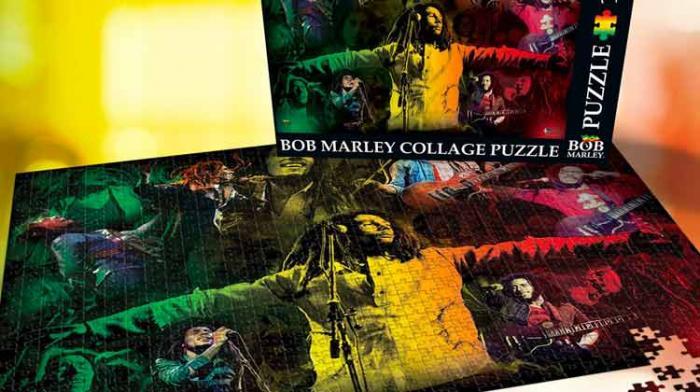Marley : après le jeu de société, le puzzle !
