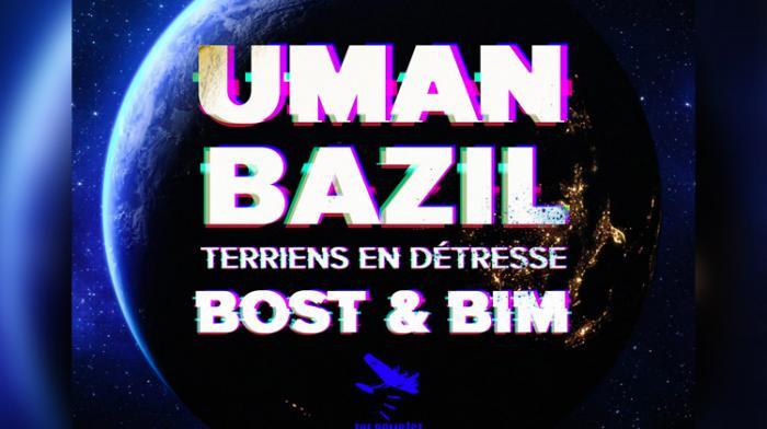 Uman et Bazil sont des terriens en detresse