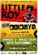 Little Roy et Obidaya au New Morning le 1er mars
