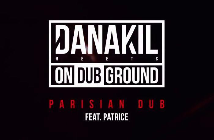 Danakil & Patrice & ODG - Parisian Dub