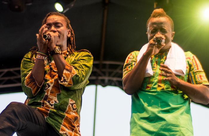 Banlieuz'Art - La tornade guinéenne