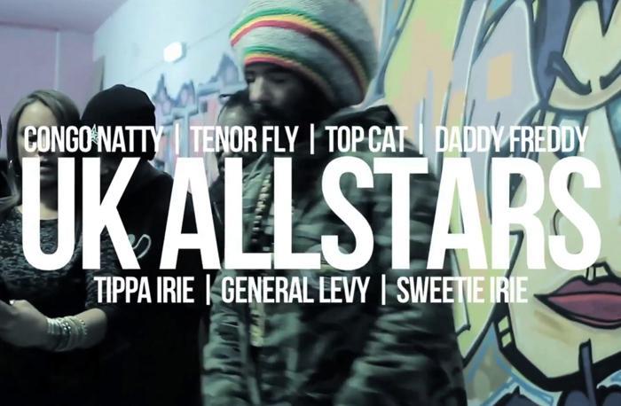 Congo Natty - UK All Stars