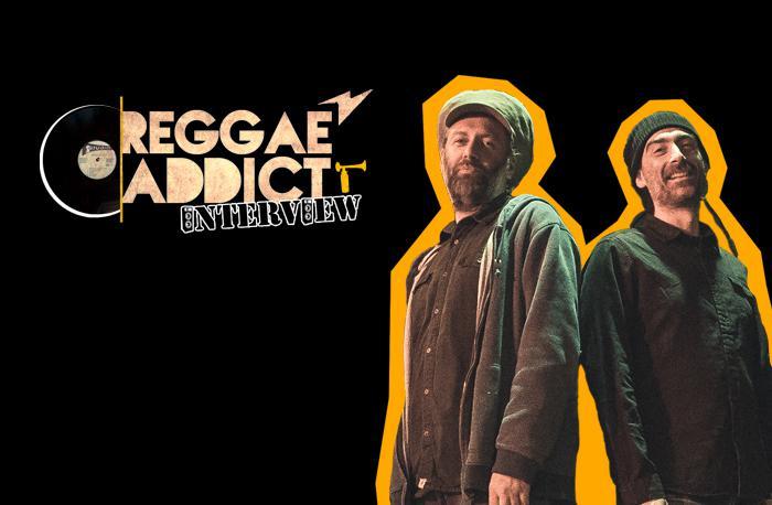 Itw Reggae Addict - Blackboard Jungle