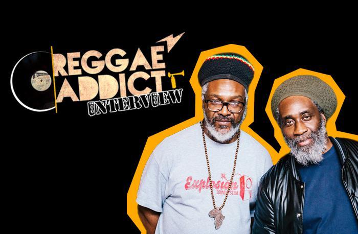 Interview Reggae Addict - Channel One