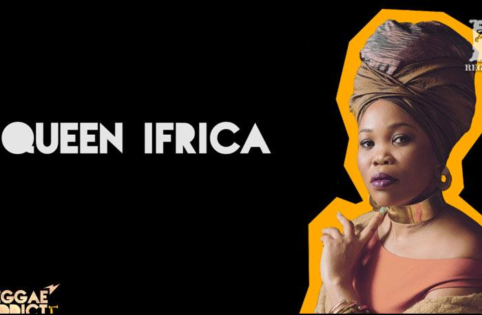 Queen Ifrica - Interview Reggae Addict