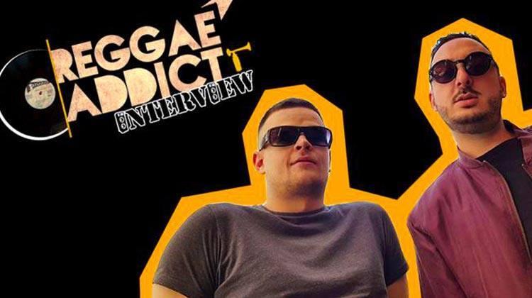 OBF et Charlie P Interview Reggae Addict