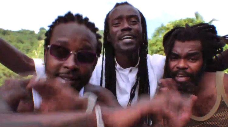 Popcaan, Zamunda, Dre Island - Jah Love