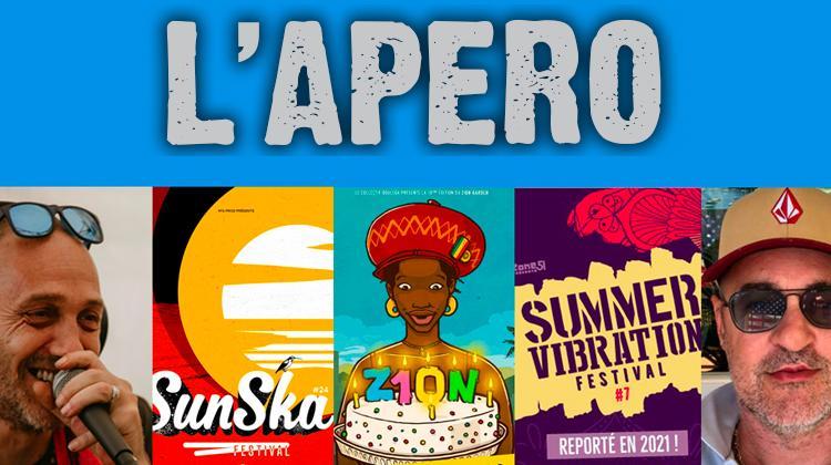 L'Apéro Spécial Festivals #1