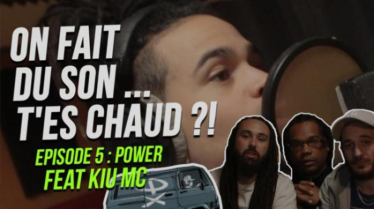 On fait du son ... T'es chaud ?! #5
