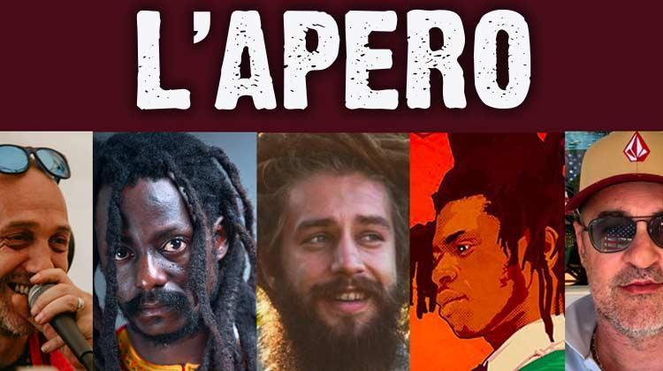 L'Apéro : Marcus Gad Jah Light et BRF