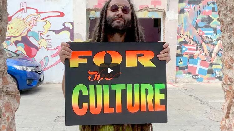 Alborosie - For The Culture le mini film