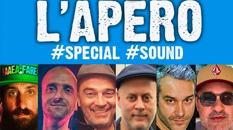L'Apéro spécial sound systems